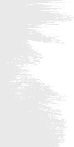 white banner edge