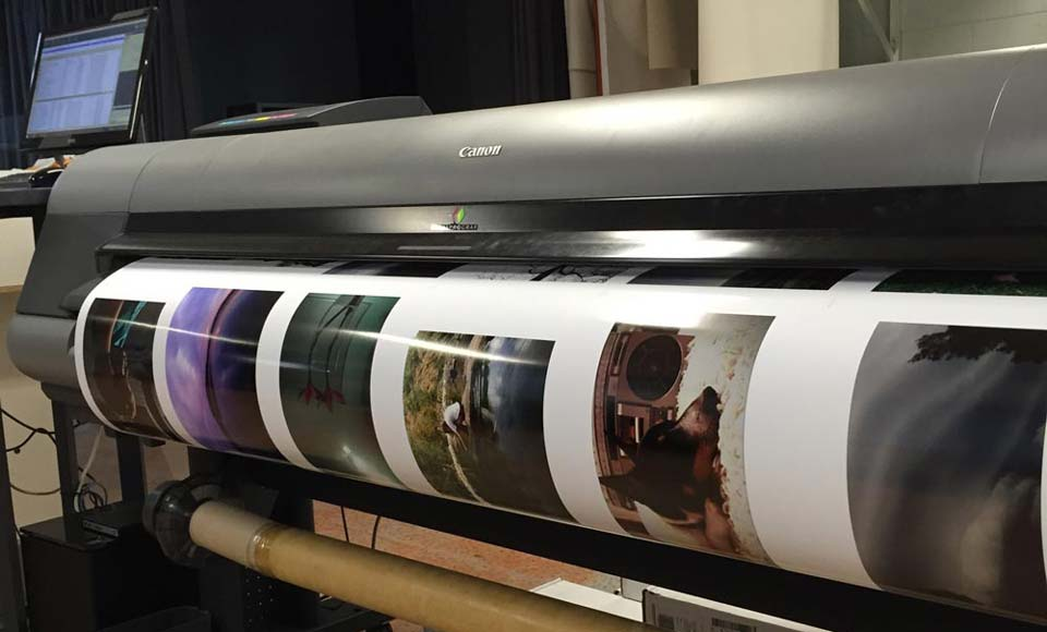 Hungry For Art Photos printing.